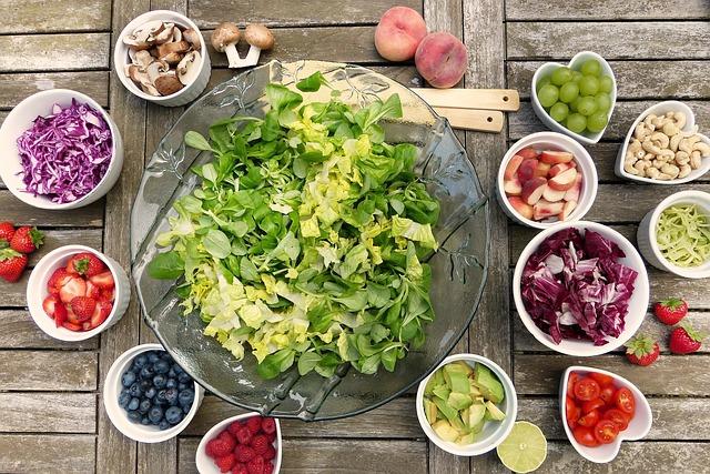 תזונה טבעונית